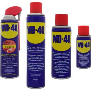 Смазка проникающая WD-40 (Англия) 200мл