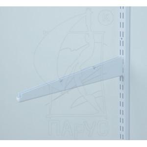 Кронштейн  420 мм белый