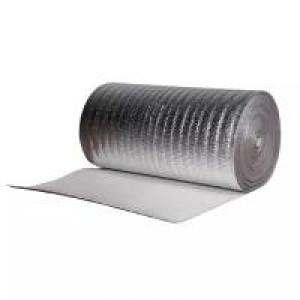 Изодом НПЭ 10  металлизированый (30 кв.м.шир 1м)