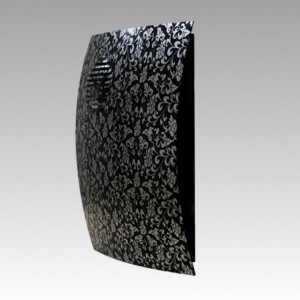 Вентилятор  PARUS 4С black design