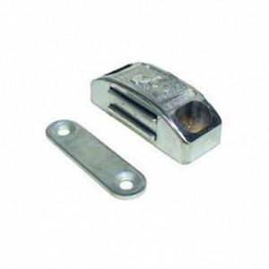 Магнитная защ.мебельная 45*15 хром KL-32B