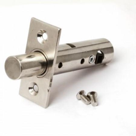Задвижка Апекс L-0260-CR  хром 8мм бексет 60мм (80;20)