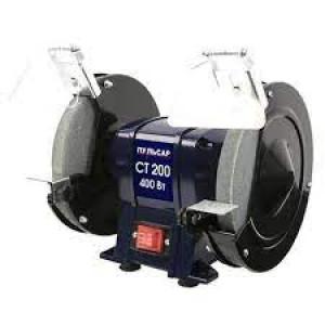 Точильный станок 150мм 300Вт, диск 150x16x12,7мм 2950 об/мин, 6,8кг
