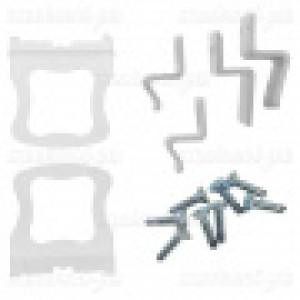 Набор креплений и ручек для москитной сетки АС РемОкно