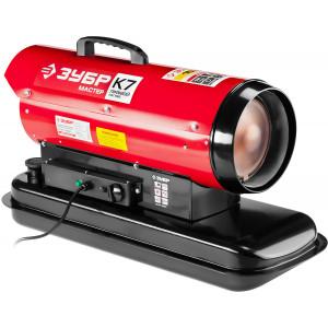 Пушка тепловая дизельная  220 В, 15 кВт, 300 м.куб/час, 18.5 л, 1.3 кг/ч, регулято