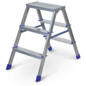 Лестница-стремянка 3ст.двухсторон ДЛС3