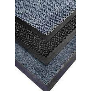 Дорожка грязезащитная VORTEX черный 0,9 метра