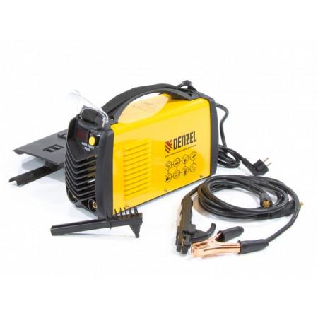 Аппарат инверторный дуговой сварки ММА-200ID, 200 А, ПВР 60%, диаметр электрода 1,6-5мм, провод 2м D
