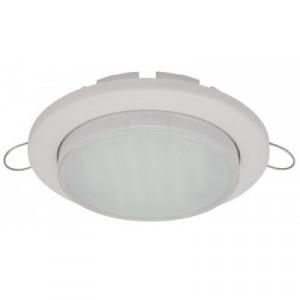 Встраиваемый потолочный светильник Ecola GX53 DGX5315 Белый 16*101