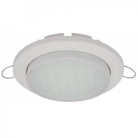 Встраиваемый потолочный светильник Ecola GX53 DGX5315 Белый 48*106