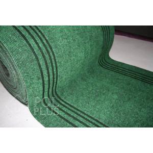 Дорожка грязезащитная Sintelon Staze зеленый 1,0 метра