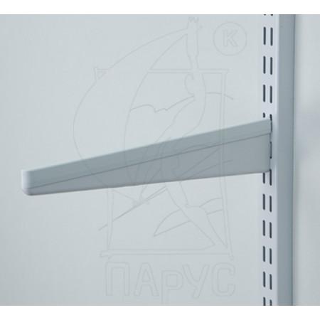 Декоративная заглушка кронштейна 420 правая белая