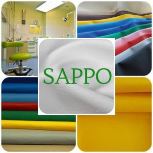 Искусственная кожа SAPPO 808 зеленая