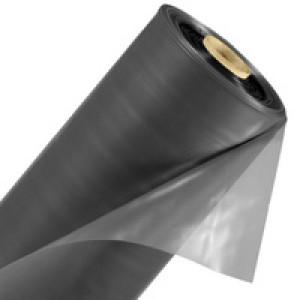 Пленка П/Э 100мкм 1,5м (100м) ЧЕРНАЯ