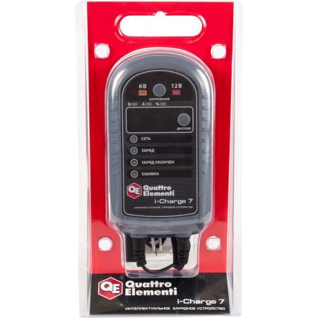 Зарядное устройство  i-Charge  6 (12В, 6/4/2 А) полный автомат