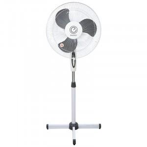 Вентилятор напольный Energy EN-1659 белый 40Вт, 3скор, d=40см, h=125см, поворот