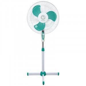 Вентилятор напольный Energy EN-1659 зеленый 40Вт, 3скор, d=40см, h=125см, поворот