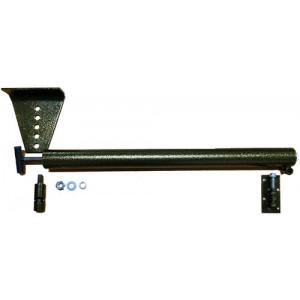 Доводчик дверной Doorstop пневматический 150 кг антик.бронза