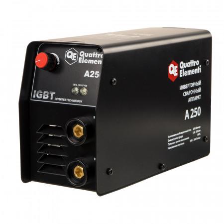 Аппарат электродной сварки, инвертор  A 250 (250 А, ПВ 60%, до 5.0 мм, 5.5 кг, 160-240 В)