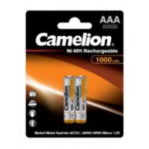 Аккумулятор Camelion R03 1000 mAh Ni-MH BL2