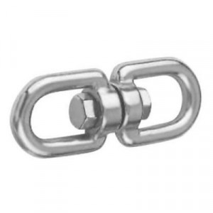 Вертлюг кольцо-кольцо 6 мм