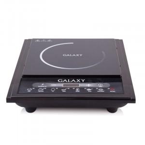 Плита* индукционная Galaxy Gl-3053 1 конфорка 2кВт, 7 режимов, автоотключеие, таймер