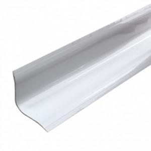 Бордюр на ванну 25мм универсальный 2,0м Белый глянцевый