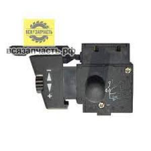 Выключатель подходит для дрели (Китай)  аналог 6Р мод 12/6А реверс
