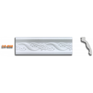 Плинтус потолочный 2Л-858