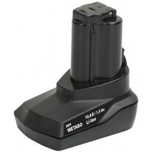 Аккумулятор для METABO  10.8В, 1.5 Ач,  Li-Ion, коробка
