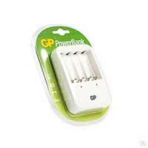 Зарядное устройство GP PB330GS R03/R6*1-2