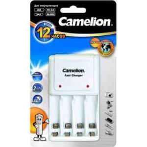 Зарядное устройство Camelion BC-1009 R03/R6*1-2 (ток 150mA) таймер/откл/свет.инд.