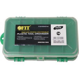 Ящик для крепежа  (органайзер) 2-х сторонн. 17,5 х 10,6 х 4,6см