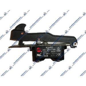 Выключатель  подходит для УШМ Интерскол 150/180/230