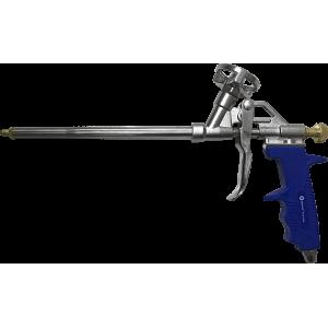 Пистолет для монтажной пены КОБАЛЬТ металлический корпус
