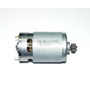 Двигатель шуруповерт с ответной шестерней:B1 - 14В Интерскол,BOSCH 12зуб