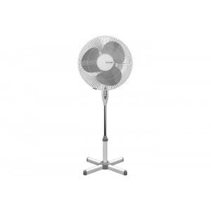 Вентилятор напольный Centek CT-5025 серый  40Вт, 1.25м, 43см 3 скор, автоповорот, подсветка, 1шт/кор