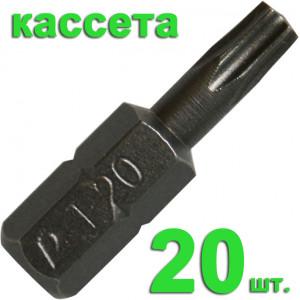 Бита Т-20*25мм  Torx ПРАКТИКА